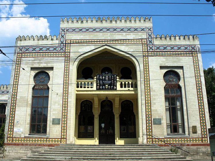 Музей этнографии и естественной истории - достопримечательности Молдавии