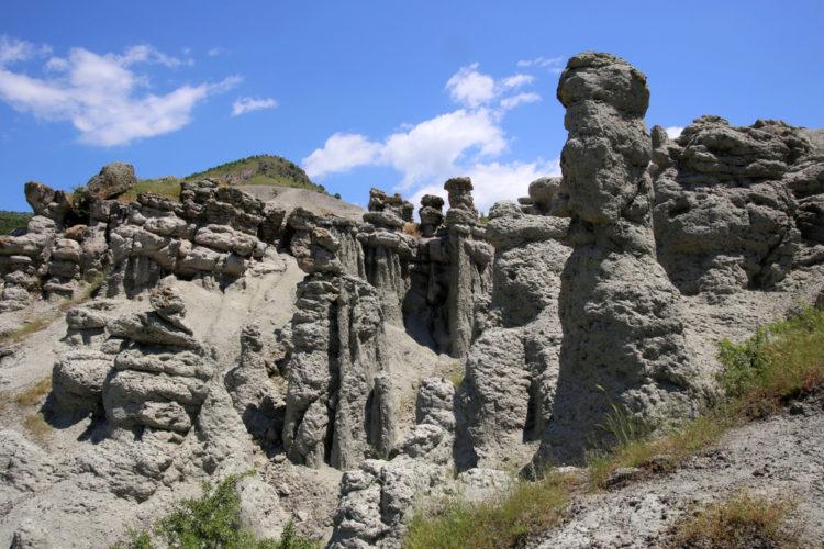 Каменный город Куклица - достопримечательности Македонии