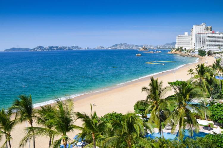 Акапулько - достопримечательности Мексики