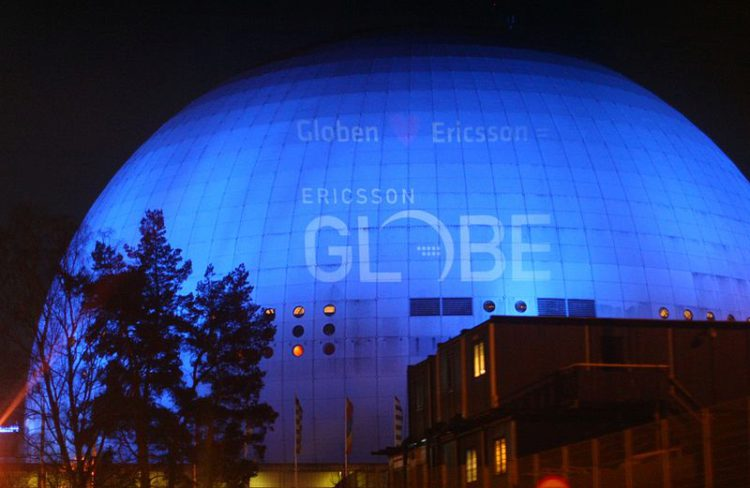 Глобен-Арена - достопримечательности Швеции