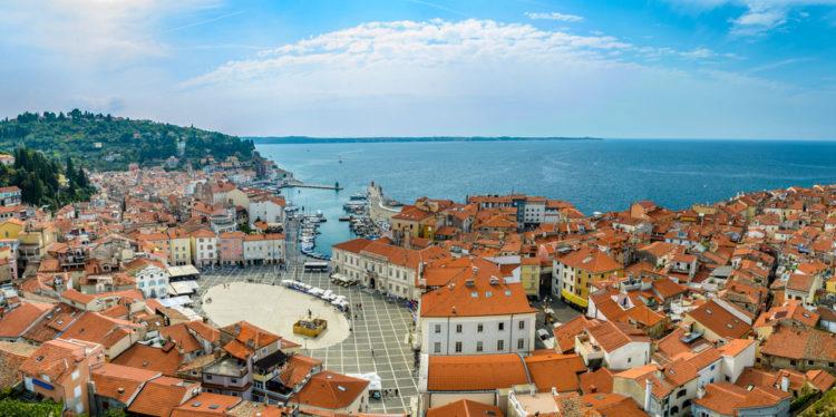 Город Пиран - достопримечательности Словении