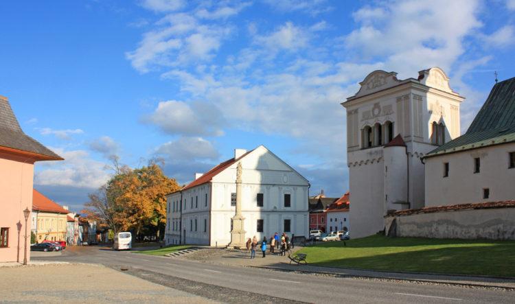 Спишска-Собота - достопримечательности Словакии