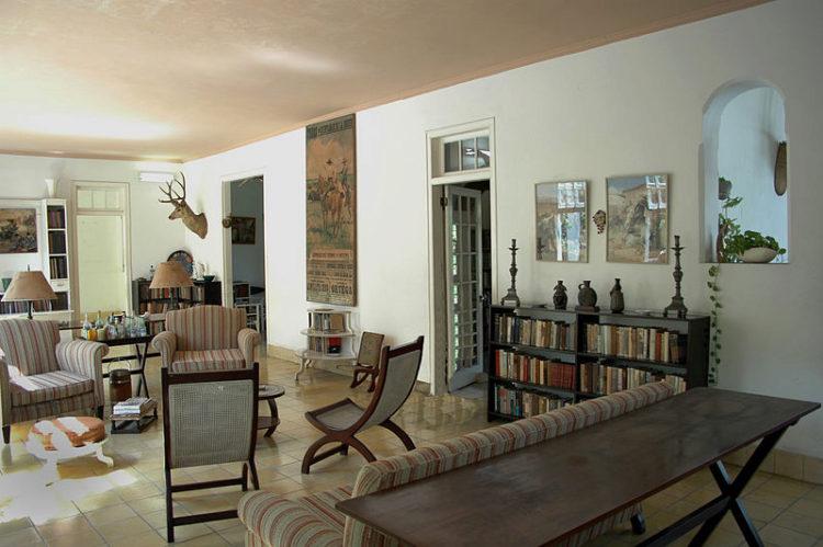 Дом-музей Эрнеста Хемингуэя - достопримечательности Кубы
