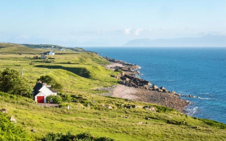 Остров Скай - достопримечательности Шотландии