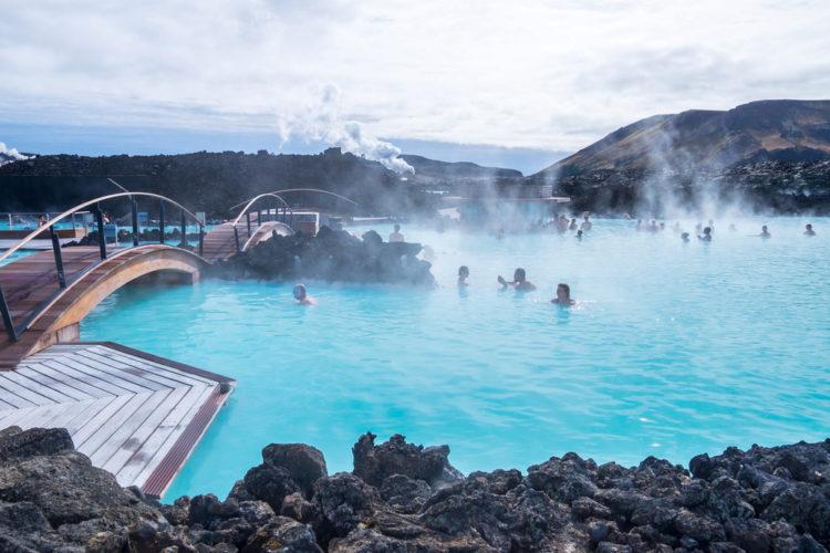 Голубая Лагуна - достопримечательности Исландии