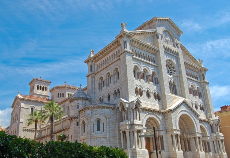 Собор Святого Николая - достопримечательности Монако