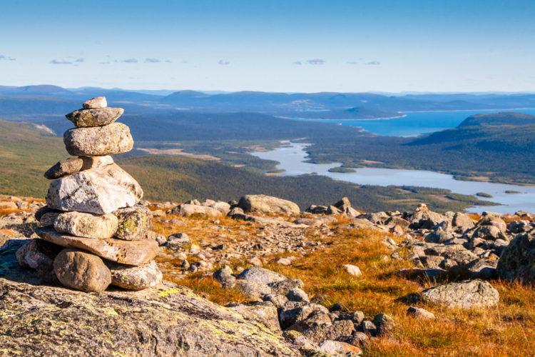 Национальный парк Сарек - достопримечательности Швеции