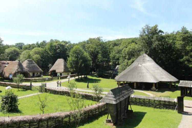 Национальный музей комплекс ASTRA - достопримечательности Румынии