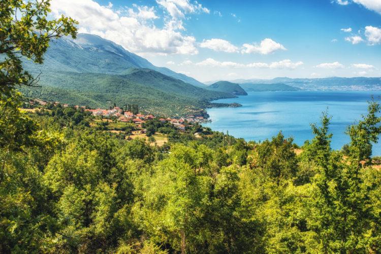 Национальный парк Галичица - достопримечательности Македонии