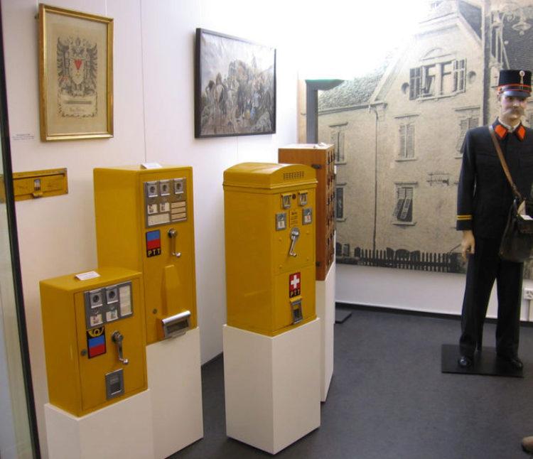 Почтовый музей Лихтенштейна - достопримечательности Лихтенштейна
