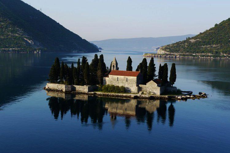 Остров Святого Георгия - достопримечательности Черногории