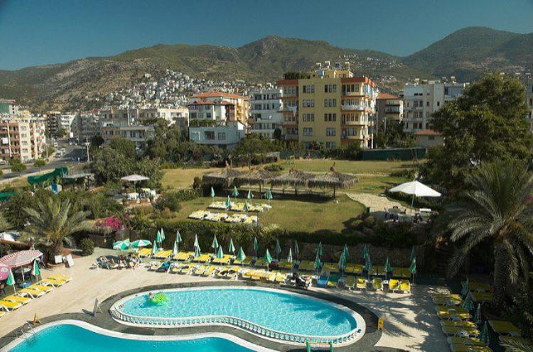 Лучшие отели Алании 5 звёзд, Турция