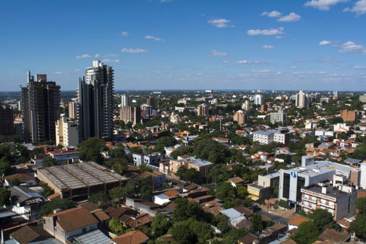 Город Асунсьон - достопримечательности Парагвая