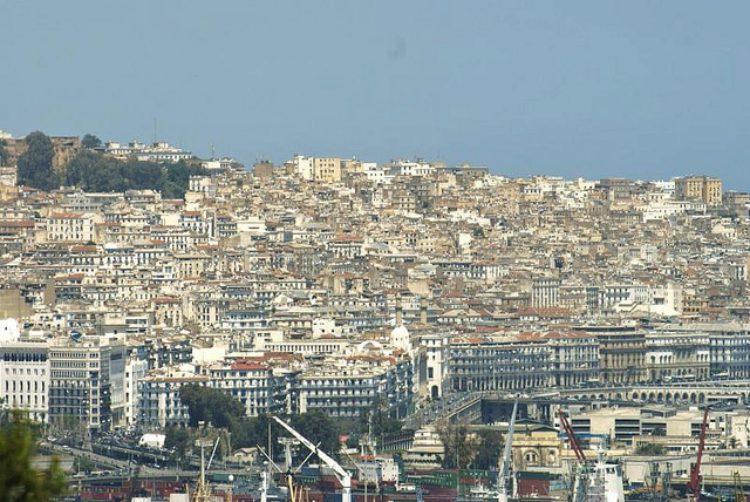 Старая Касба Алжира - достопримечательности Алжира