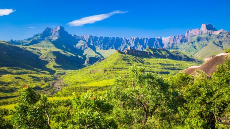 Драконовы Горы - достопримечательности ЮАР