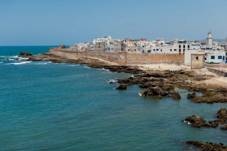 Эс-Сувейра - достопримечательности Марокко
