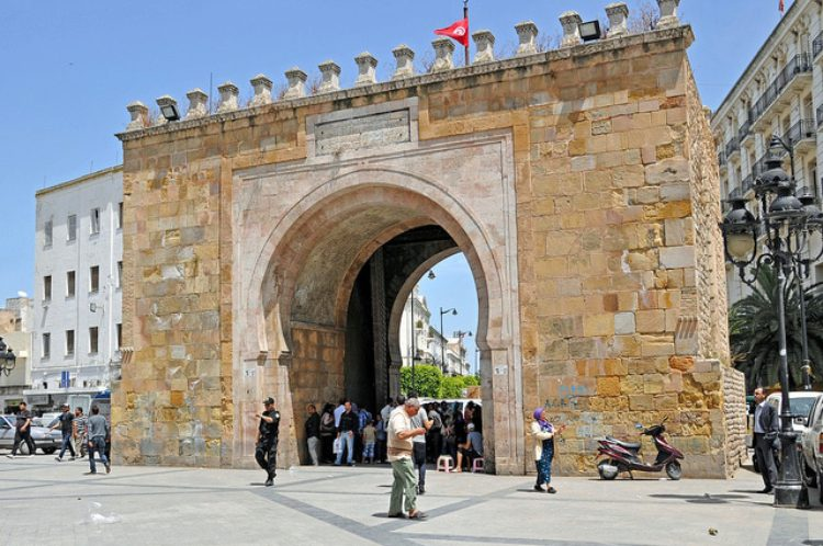 Медина города Тунис - достопримечательности Туниса