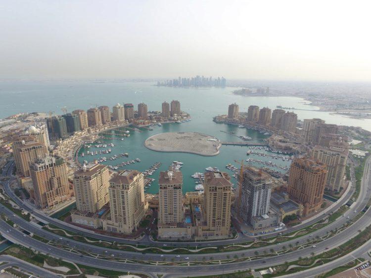 Жемчужина Катара - искусственный остров - Что посмотреть в Катаре