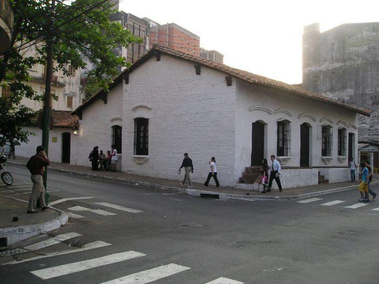 Дом Независимости - достопримечательности Парагвая
