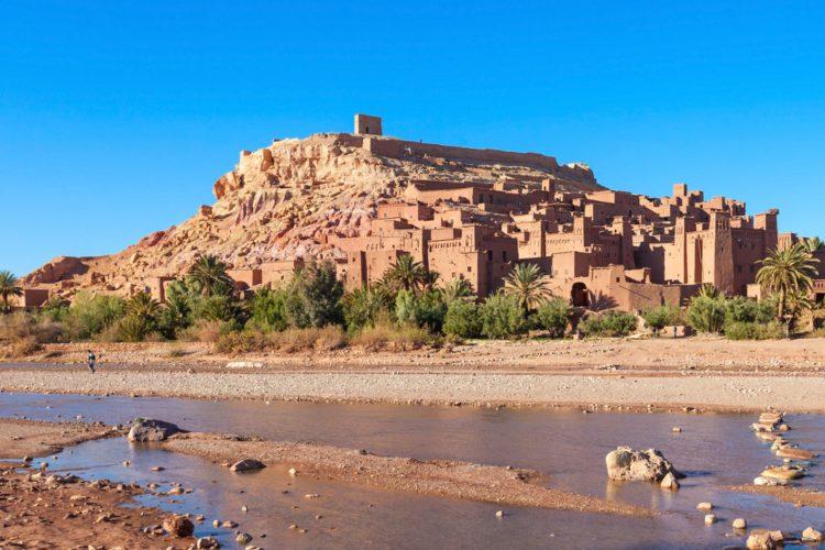 Айт-Бен-Хадду - достопримечательности Марокко