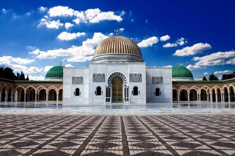 Мавзолей Хабиба Бургибы - достопримечательности Туниса