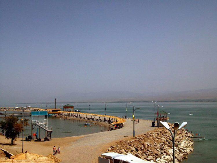 Кайраккумское водохранилище - достопримечательности Таджикистана