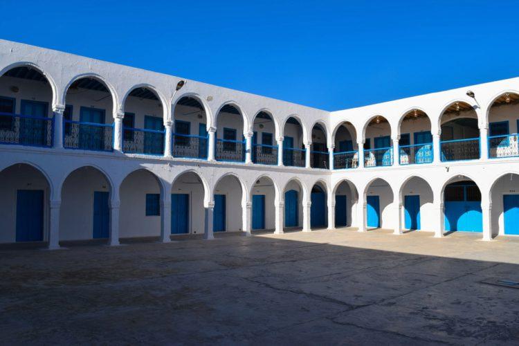 Синагога Эль-Гриба - Что посмотреть в Тунисе