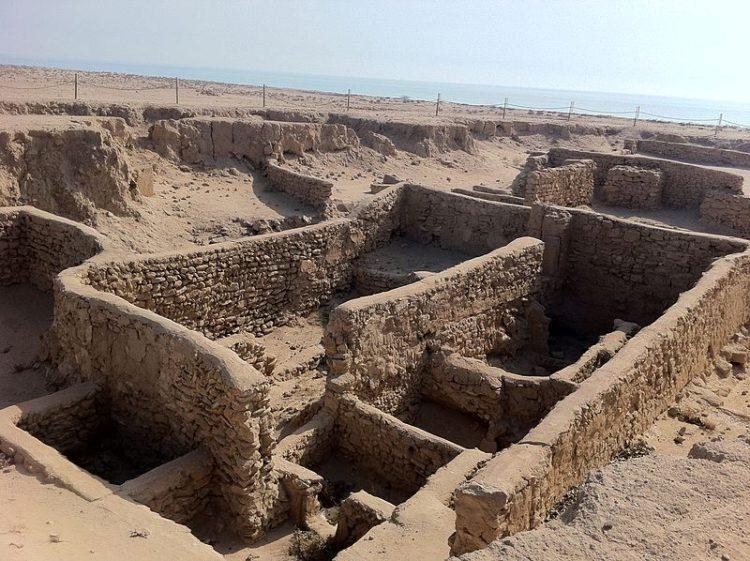 Остров Файлака - достопримечательности Кувейта