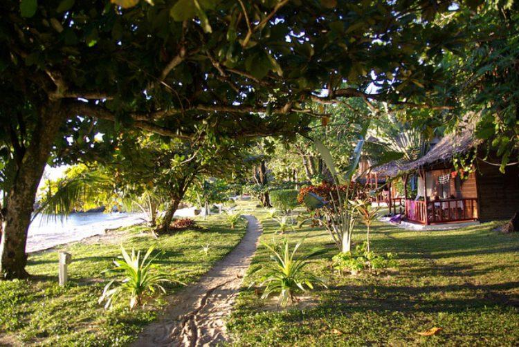 Остров Святой Марии - Что посмотреть на Мадагаскаре