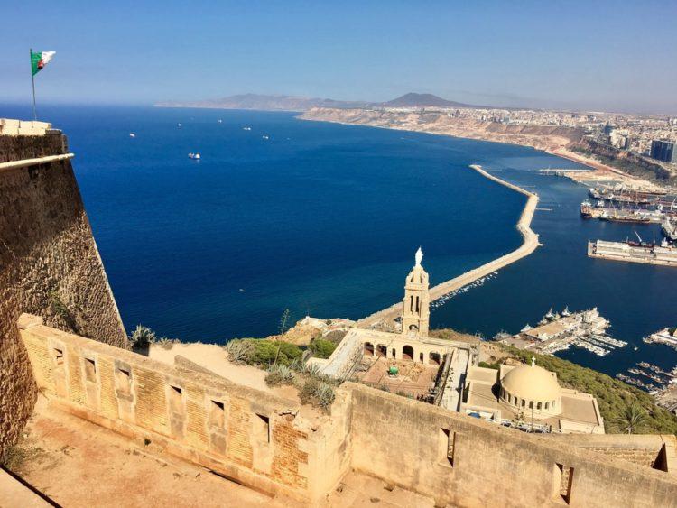 Форт Санта-Круз - достопримечательности Алжира