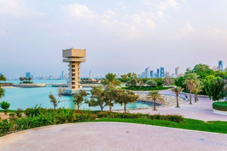 Зеленый остров (Green Island in Kuwait) - достопримечательности Кувейта