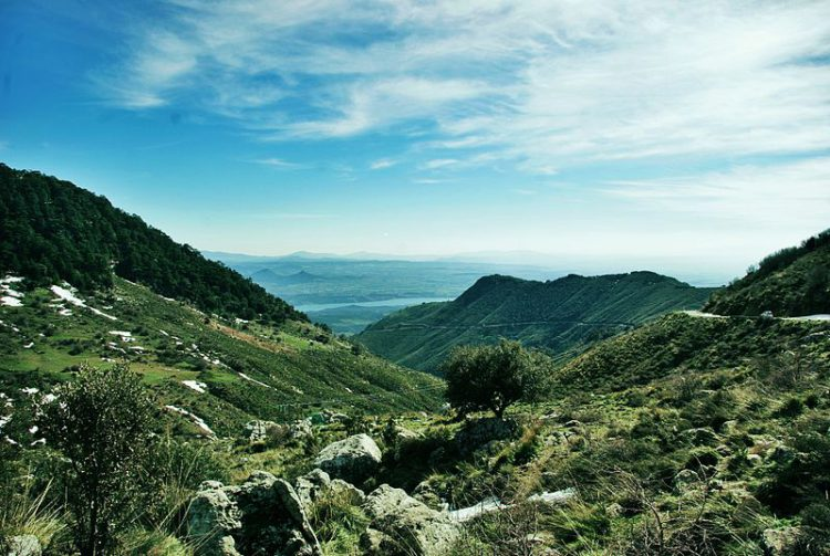 Национальный парк Джурджура - достопримечательности Алжира