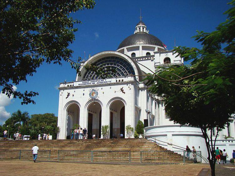 Собор Непорочного Зачатия Пресвятой Девы Марии - Что посмотреть в Парагвае