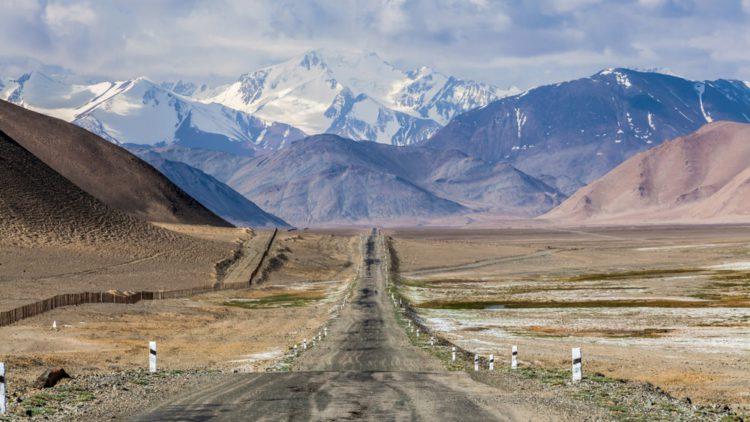 Памирский тракт - что посмотреть в Таджикистане