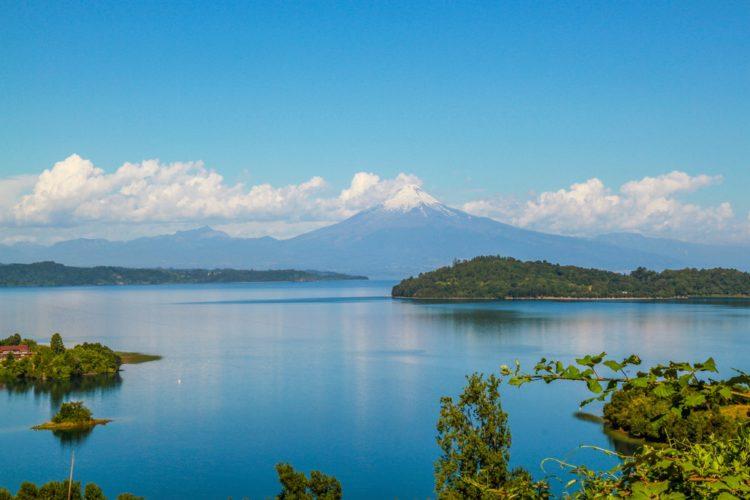 Озерный край - достопримечательности Чили