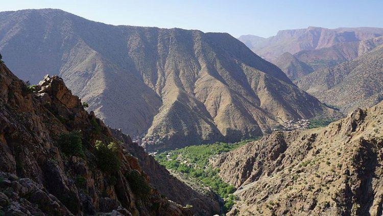 Атласские горы - достопримечательности Алжира