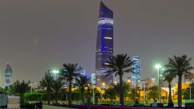 Небоскреб Аль-Хамра - достопримечательности Кувейта
