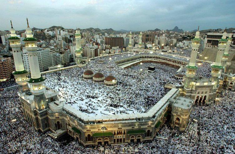 Мечеть Аль-Харам - достопримечательности Саудовской Аравии