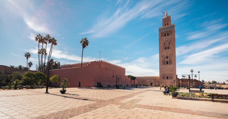 Мечеть Кутубия - Что посмотреть в Марокко