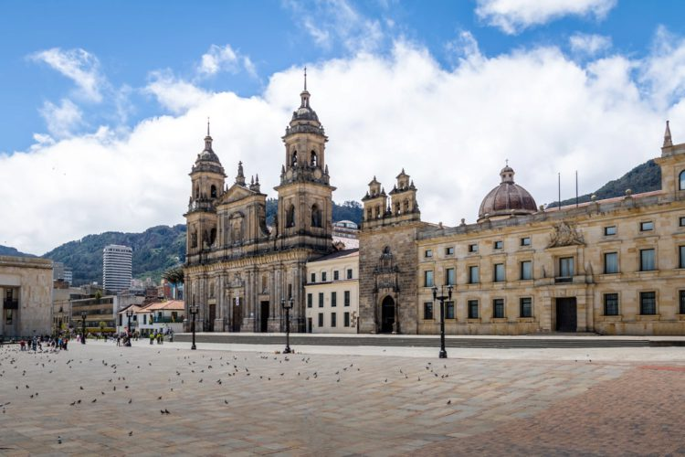 Кафедральный собор Боготы - достопримечательности Колумбии