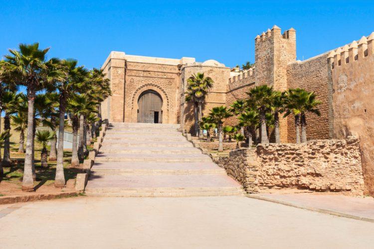 Касба Удайя - Что посмотреть в Марокко
