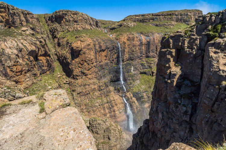 Водопад Тугела - достопримечательности ЮАР