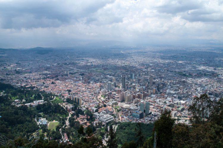 Город Богота - достопримечательности Колумбии