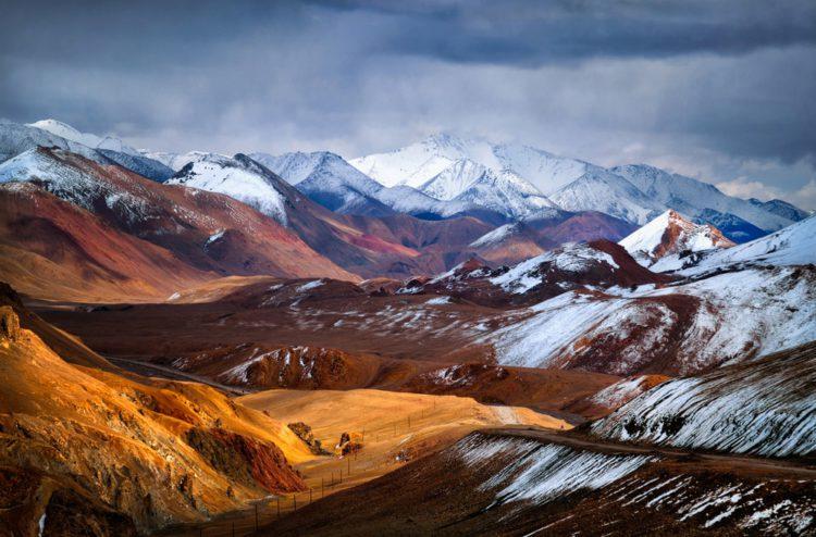 Памир - достопримечательности Таджикистана