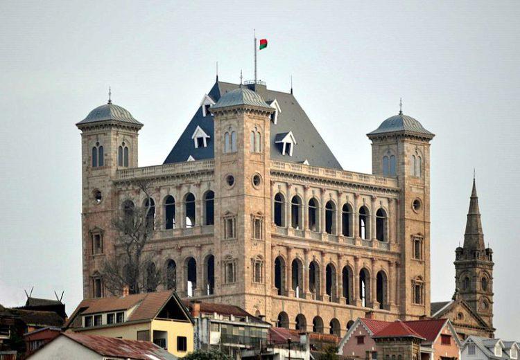 Дворец Рува - достопримечательности Мадагаскара
