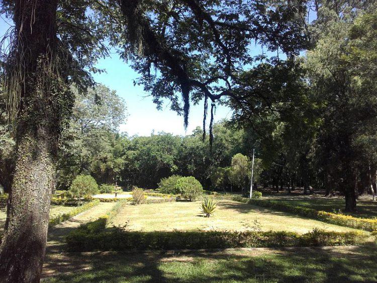 Ботанический и Зоологический сады - достопримечательности Парагвая