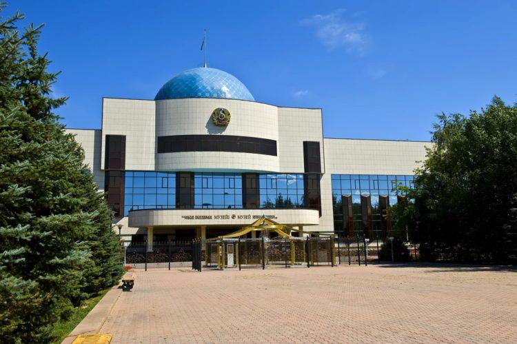 Музей первого президента республики Казахстан - достопримечательности Казахстана