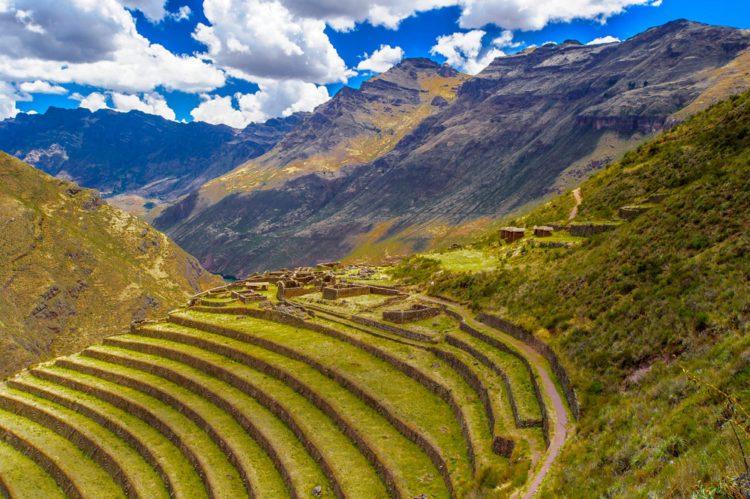 Древний город Писак - достопримечательности Перу