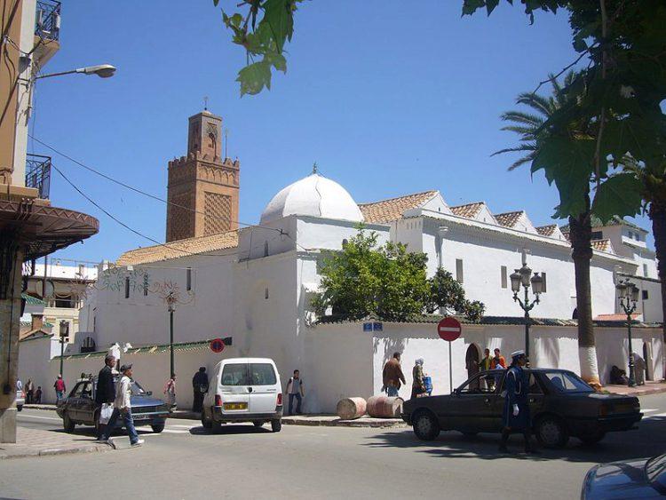 Тлемсенская соборная мечеть - достопримечательности Алжира