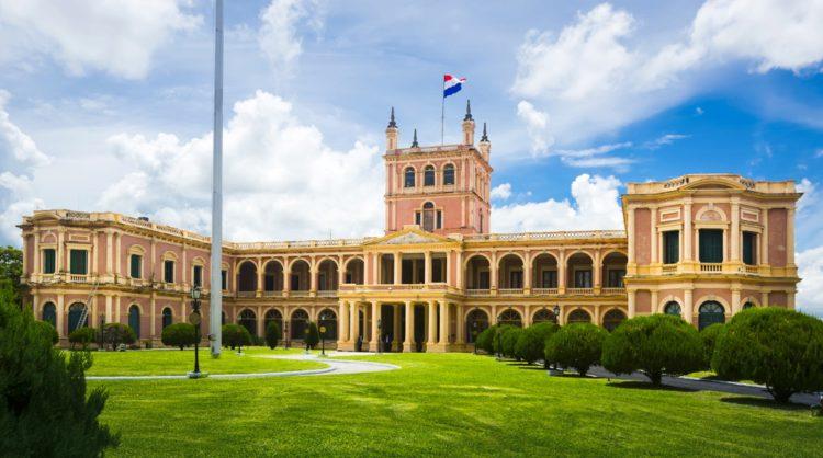 Дворец Лопес - достопримечательности Парагвая